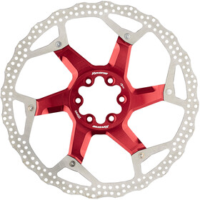 Reverse Brake Disc 6-hul, red